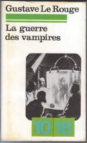 9782264000637: La guerre des vampires