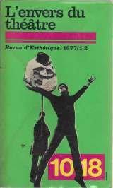 Revue d'Esthétique - 1977 / 1-2 -: ASLAN (Odette), Georges