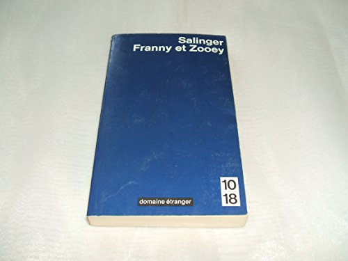 9782264003133: Franny et Zooey