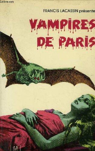 Vampires de Paris (Les Maîtres de l'étrange: Cyprien Bérard, Léon