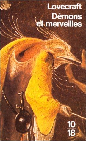 Démons et merveilles (Domaine étranger): H-P Lovecraft