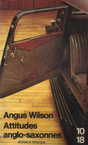 Attitudes anglo-saxonnes: Wilson A