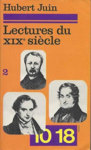 Lectures du XIX siecle Juin Hubert: Juin Hubert