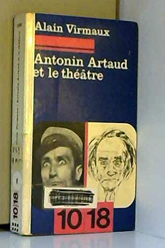 9782264008152: Antonin Artaud et le th��tre