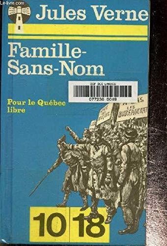 9782264008527: Famille sans nom (Grands Reporter)