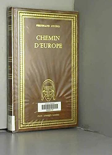 9782264008817: Chemin d'Europe