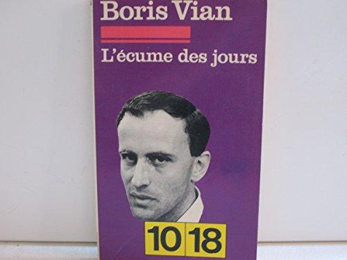 9782264009326: L'écume des jours (French Edition)