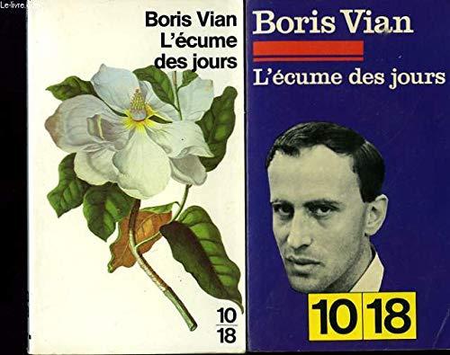 L'Ã cume des jours (French Edition): Boris Vian