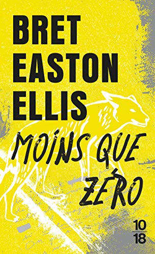 9782264010957: Moins Que Zero (English and French Edition)