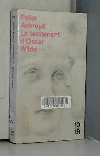 9782264014979: Le testament d'Oscar Wilde
