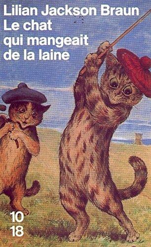 9782264017307: Le chat qui mangeait de la laine