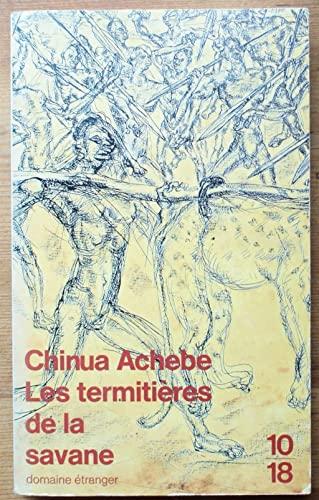 9782264018083: Les termitières de la savane