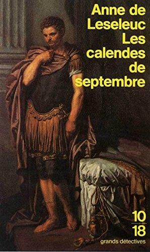 9782264021090: Les Calendes de septembre