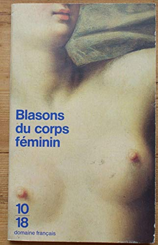 9782264024077: Blasons du corps féminin