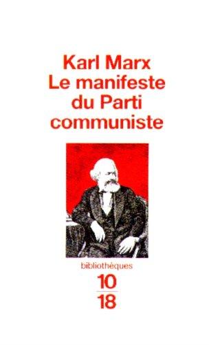 9782264025494: LE MANIFESTE DU PARTI COMMUNISTE