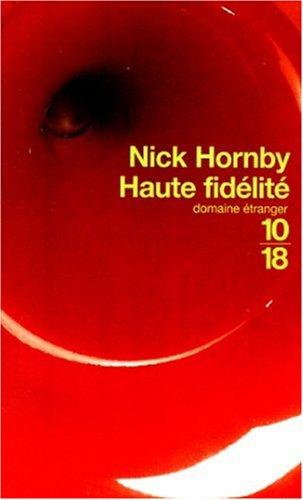 9782264027139: Haute Fidelite (French Edition)
