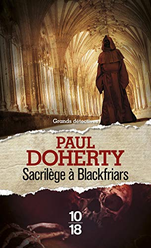 9782264028266: Sacrilège à Blackfriars
