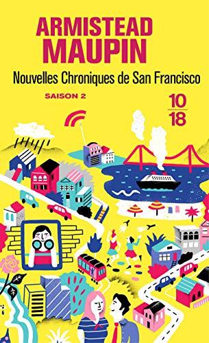 9782264029966: Nouvelles Chroniques de San Francisco, tome 2