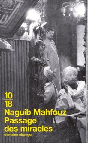Le Livre De Poche: Passage DES Miracles (French Edition): Mahfouz