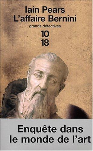 9782264032805: L'Affaire Bernini