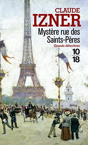 9782264034915: Les Enquêtes de Victor Legris, tome 1 : Mystère rue des Saint-Pères