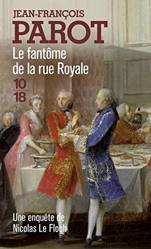 9782264035493: Fantome de la Rue Royale (Grands Detectives) (French Edition)