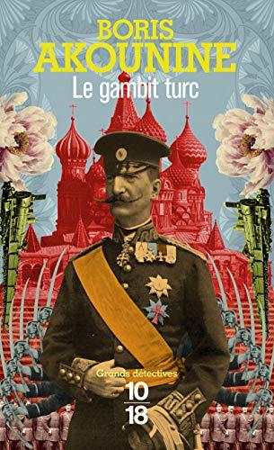 9782264035523: Eraste Fandorine, Tome 2 : Le Gambit turc