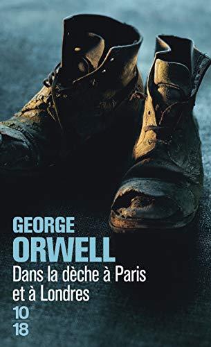 9782264037107: Dans la dèche à Paris et à Londres