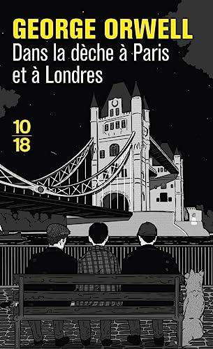 Dans la dèche Ã: Paris et à Londres (2264037105) by Orwell, George; Petris, Michel