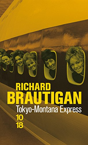 9782264038562: Tokyo-Montana Express (French Edition)
