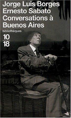 9782264040428: Conversations àBuenos Aires