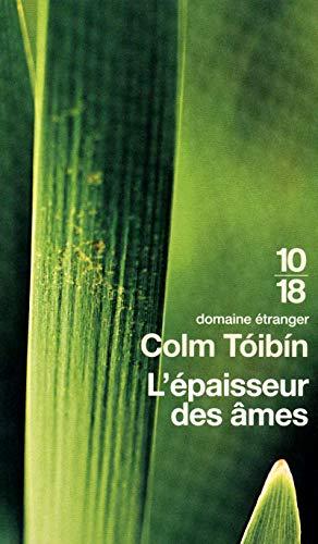 9782264049124: L'épaisseur des âmes (French Edition)