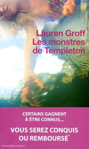 9782264049841: Les monstres de Templeton (Domaine étranger)