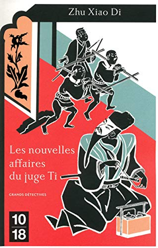 9782264049971: Nouvelles Affaires Du Juge Ti (English and French Edition)