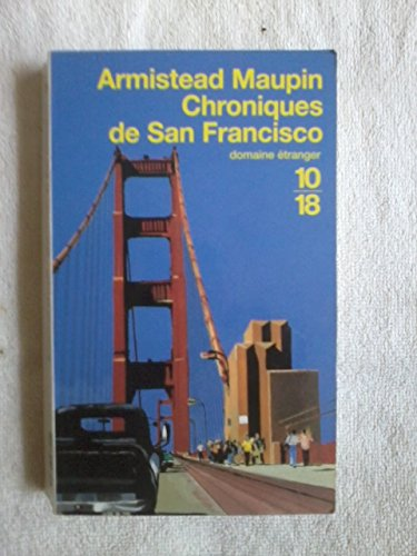 9782264050250: Chroniques de san francisco tome 1