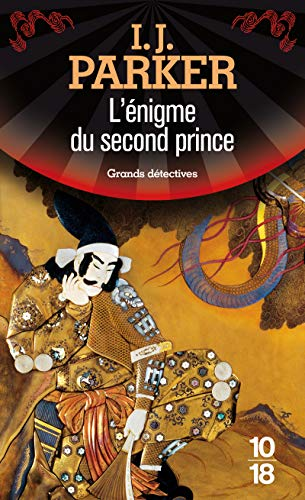 L'énigme du second prince - vol4 (Grands: Ingrid J. Parker