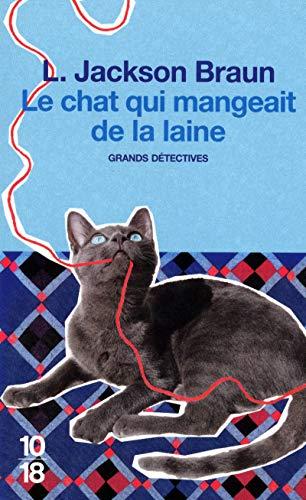 9782264052759: Le chat qui mangeait de la laine