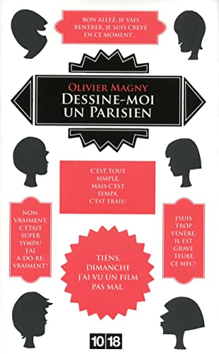 9782264053169: Dessine-Moi un Parisien (French Edition)