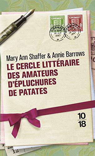 9782264053510: Le cercle littéraire des amateurs d'épluchures de patates (French Edition)