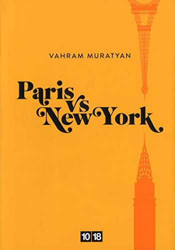 9782264056306: Paris vs New York (French Edition) (Documents)