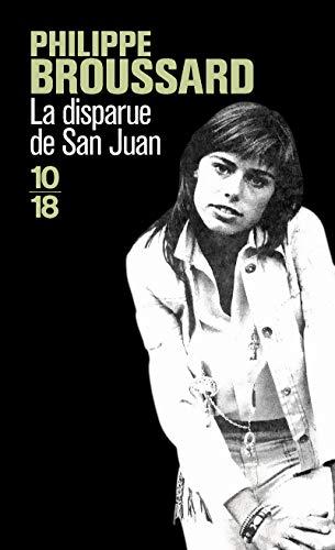 9782264056610: La disparue de San Juan