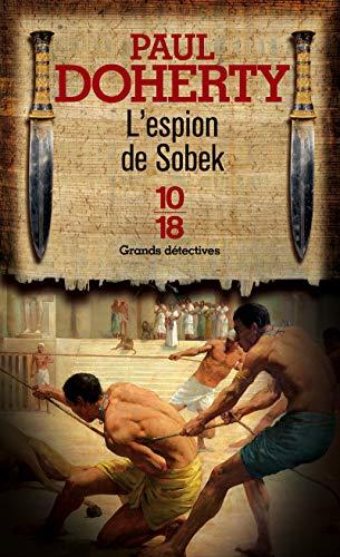 9782264058836: L'espion de Sobek (French Edition)