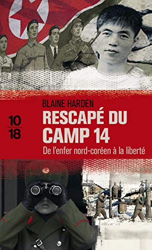 Rescapé du camp 14: Harden, Blaine
