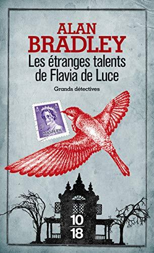 9782264061324: Les etranges talents de flavia de luce (Grands détectives)