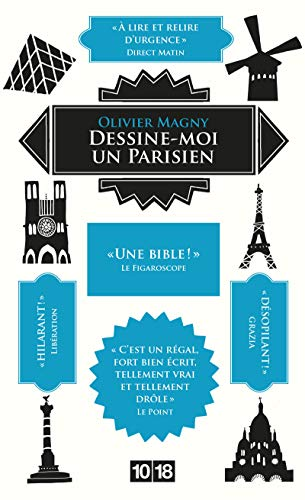 9782264062420: Dessine-moi un parisien (French Edition)
