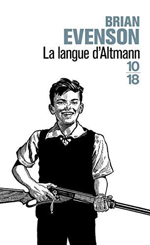 9782264063397: La langue d'Altmann