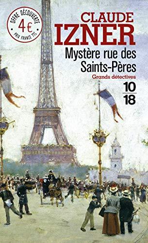9782264063441: Mystère rue des Saints-Pères