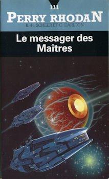 9782265002203: Le messager des maîtres