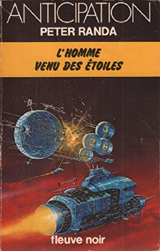 9782265006232: L'Homme venu des étoiles (Collection Anticipation)