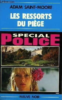 9782265008243: Les Ressorts du piège (Spécial police)